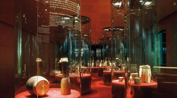 Museo de la m sica de barcelona museos en barcelona - Casas de musica en barcelona ...