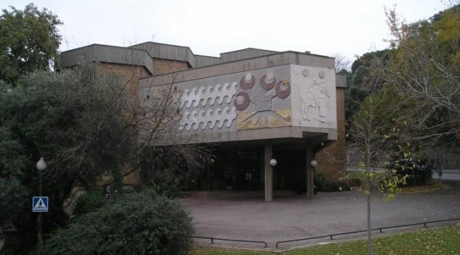 MUSEO ETNOLÓGICO DE BARCELONA