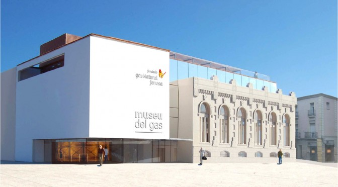 MUSEO DEL GAS NATURAL FUNDACIÓN FENOSA