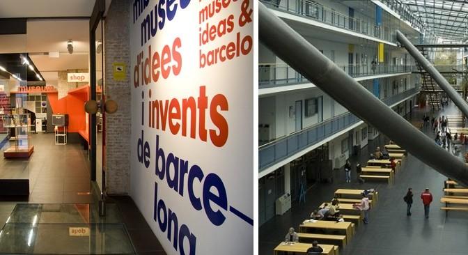 MUSEO DE IDEAS E INVENTOS DE BARCELONA: MIBA
